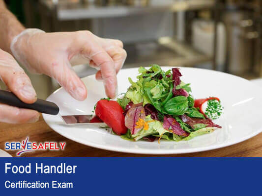 Food Handler Serve-Safely