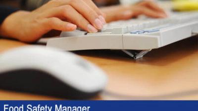 ServSafe Manager Certificate Course & Exam