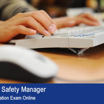 ServSafe Manager Certificate Course & Exam