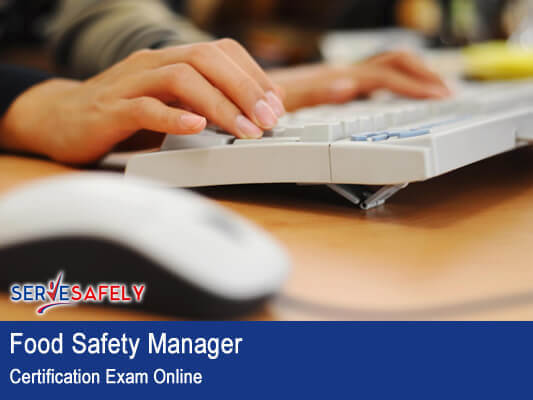 Certification Exam Online Serve-Safely