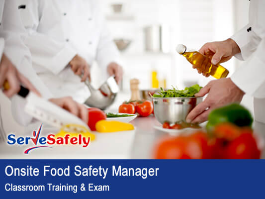Onsite Training Serve-Safely