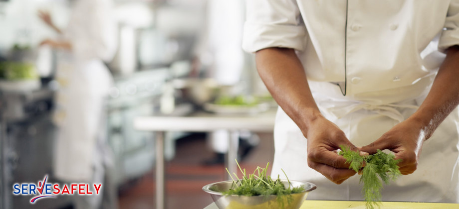 Food Safety Manager Classroom Training & Cert Exam